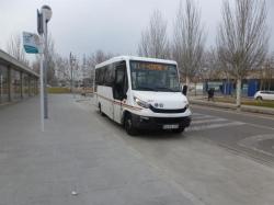 El bus urb� d�Amposta amplia els horaris de la L�nia 1 i far� m�s parades