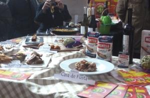 Amposta compleix dues d�cades de festa gastron�mica de la carxofa