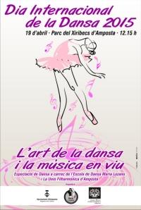 Dia internacional de la dansa: �L�art de la dansa i la m�sica en viu�