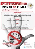 Curs gratuït per deixar de fumar