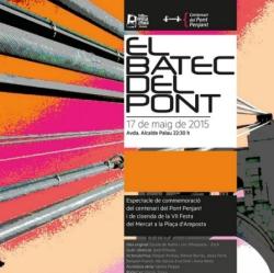 �El batec del Pont�, espectacle de commemoraci� del centenari del Pont Penjant i de cloenda de la VII Festa del Mercat a la Pla�a