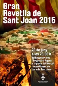 GRAN REVETLLA DE SANT JOAN 2015