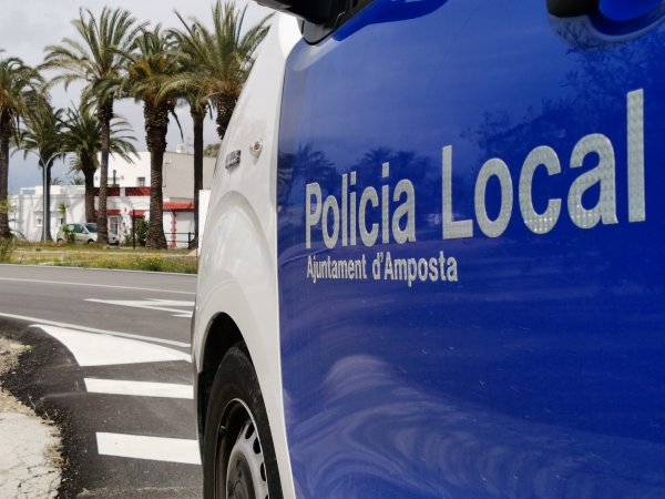 Les PCR fetes a la Policia Local, negatives