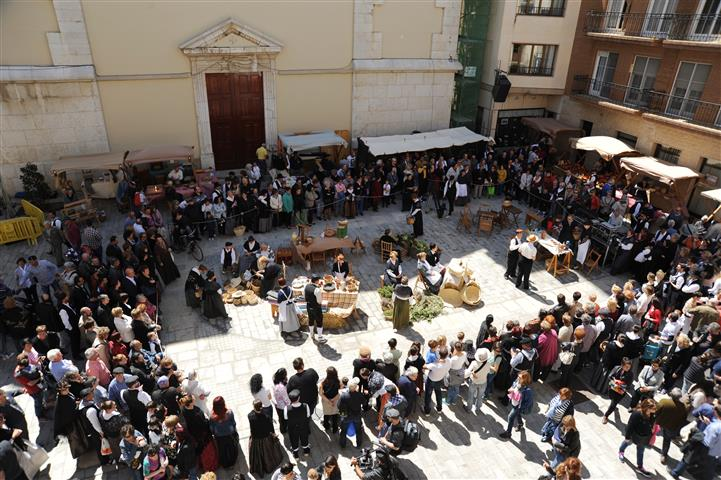 La Festa del Mercat, a l´Inventari del Patrimoni  Festiu de Catalunya