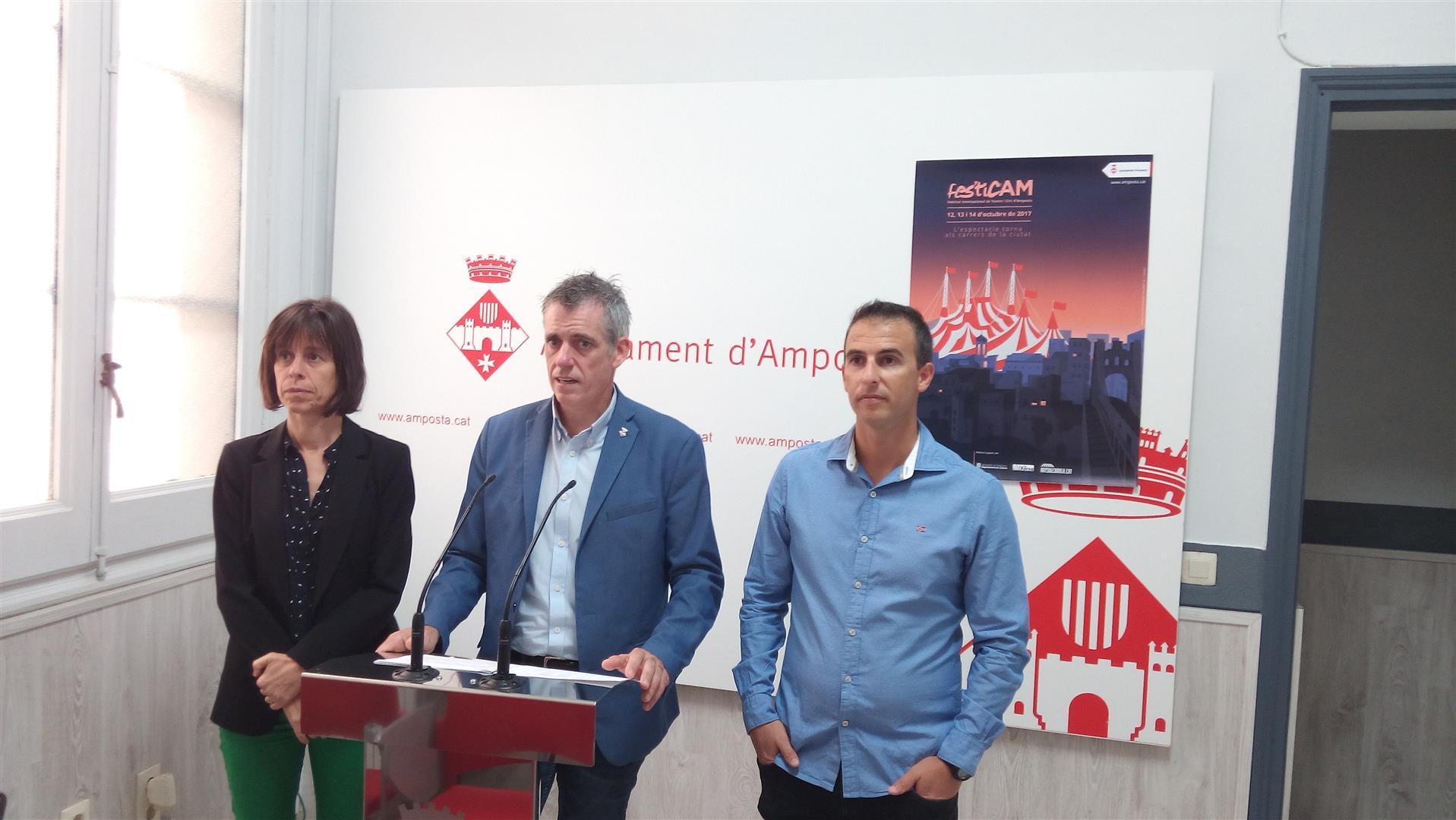El FesticAM presenta la seva edició més internacional
