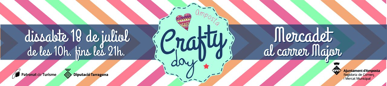 Una trentena d´artesans, a la primera edició del Crafty Day