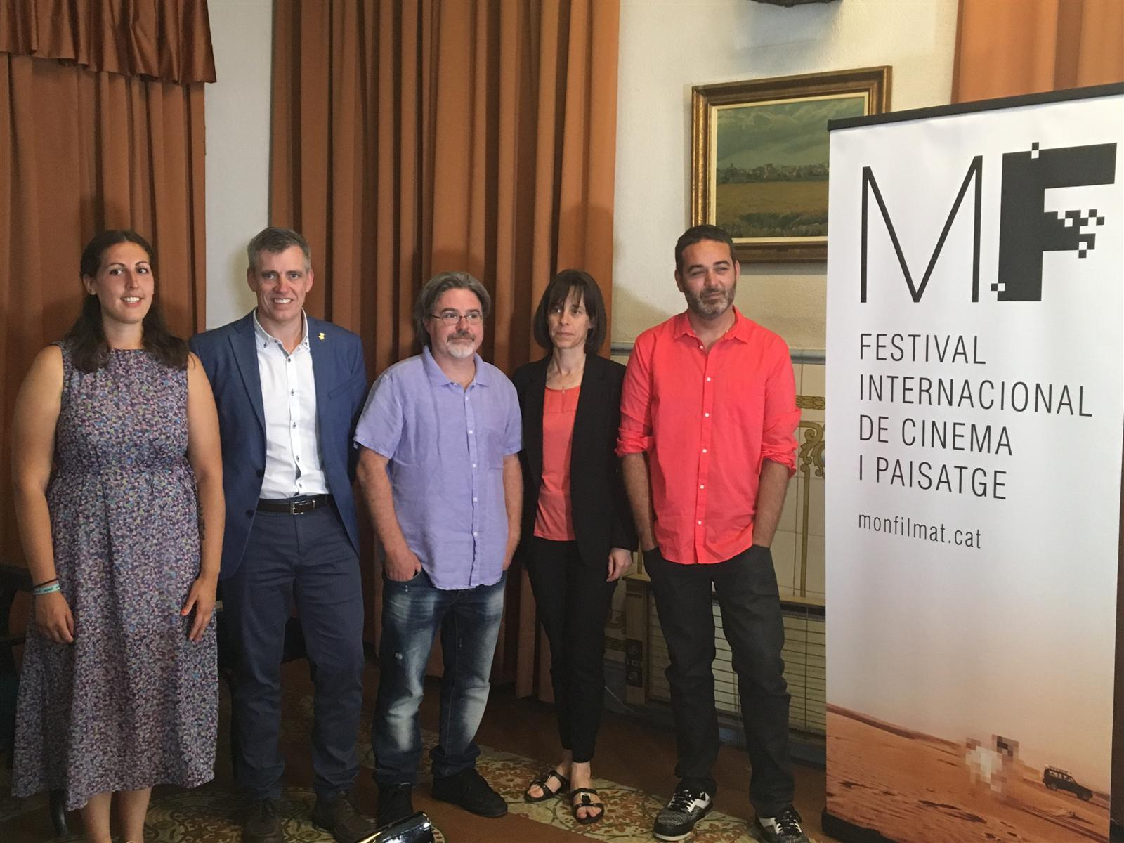 Arriba la primera edici� de M�nFilmat, festival internacional de cinema i paisatge