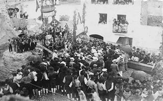 Amposta i l´Aldea s´uneixen per celebrar el centenari del Pont Penjant