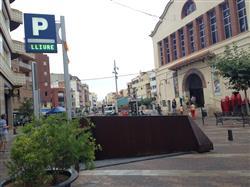 Els primers 30 minuts d´estacionament al pàrquing subterrani de la plaça Ramon Berenguer IV seran gratuïts