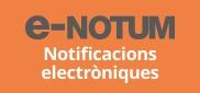 e-NOTUM. Notificacions electròniques