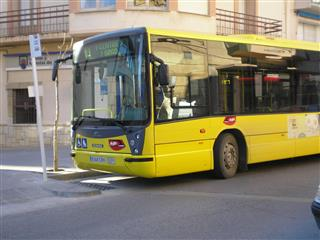 Servei de bus urb� el dia de Tot Sants