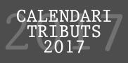 CALENDARI CONTRIBUIENT AMPOSTA 2017