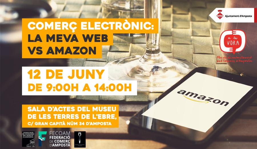 Càpsula formativa: Comerç Electrònic - La meva Web vs Amazon