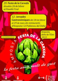 XX FESTA DE LA CARXOFA I XII JORNADES GASTRON�MIQUES DE LA CARXOFA