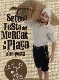 Amposta presenta una Festa del Mercat a la Pla�a amb el Centenari del Pont Penjant com a principal protagonista