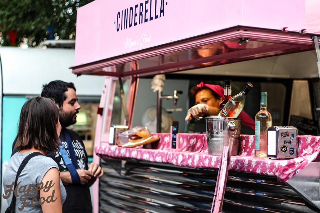 El parc dels Xiribecs acull el primer festival Food Trucks