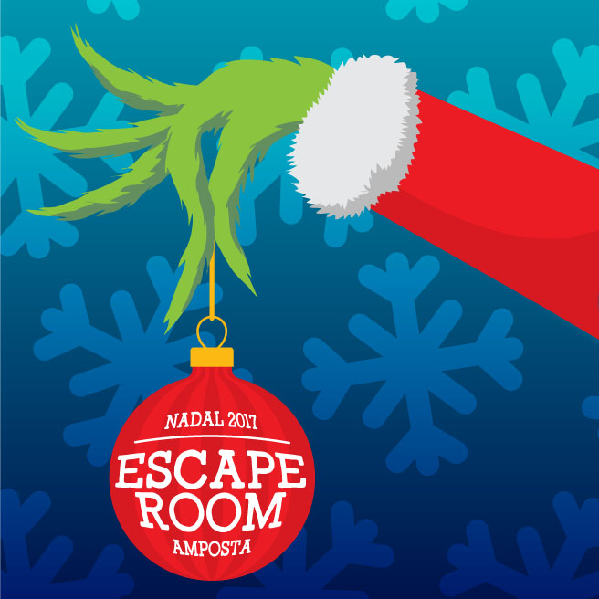 Escape Room - L'amagatall del Grinch (Nadal 2017)