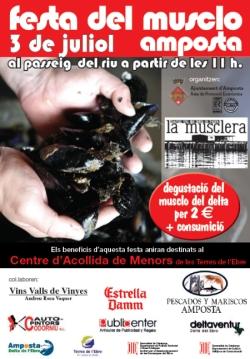 Ajuntament d´Amposta > agenda > FESTA DEL MUSCLO