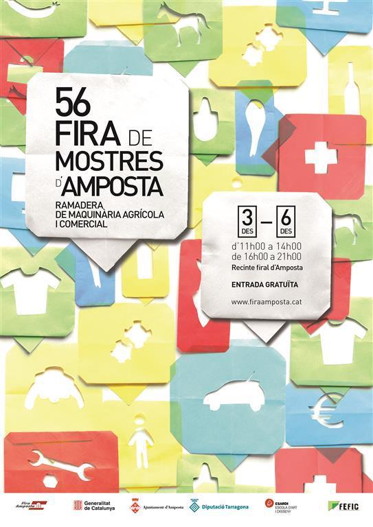 La Fira de Mostres arriba a la 56a edició