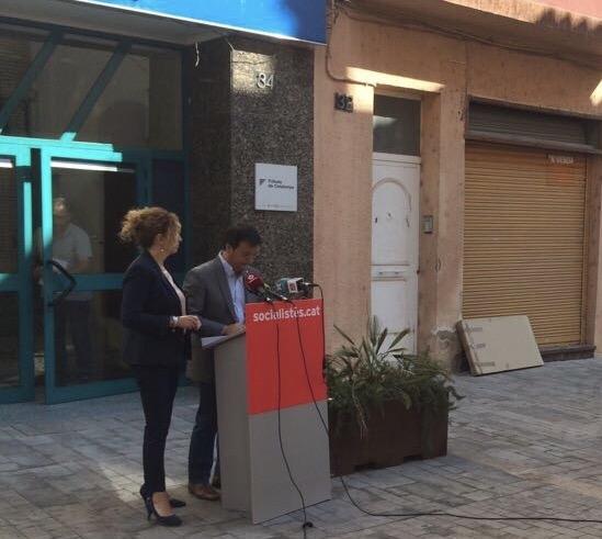 """Francesc Miró: """"Exigim a l'alcalde que baixi un un 25% l'IBI a tots els immobles d'Amposta"""""""