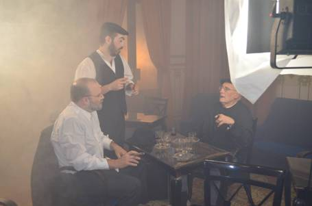 La pel·lícula de cinema mut de la Festa del Mercat a la plaça busca extres