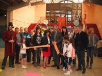 Inauguració del 26è Salo de la Infància i la Joventut