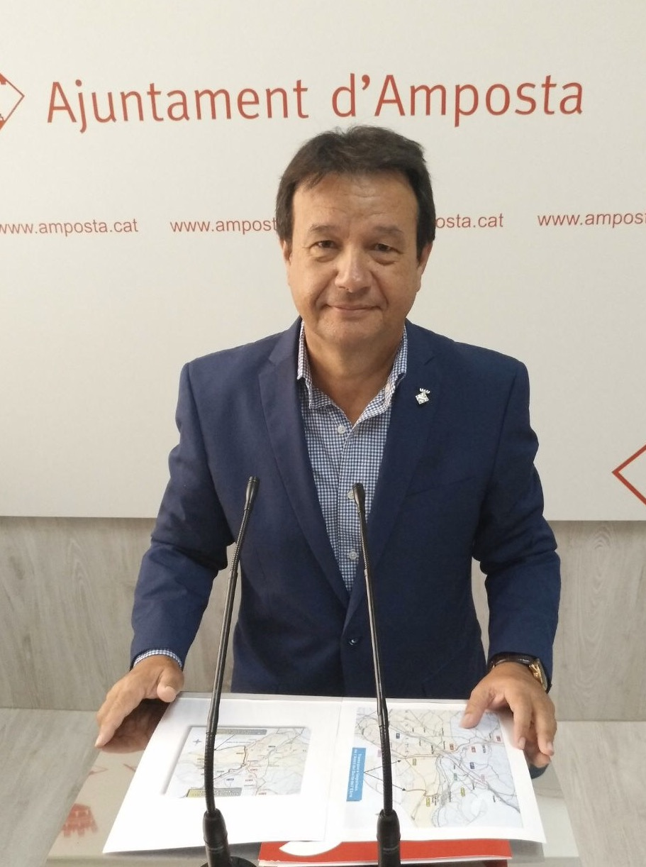 Ajuntament d´Amposta > L'Ajuntament > El PSC d'Amposta demana a la Generalitat que concreti el calendari d'obres de l'anell viari del Delta