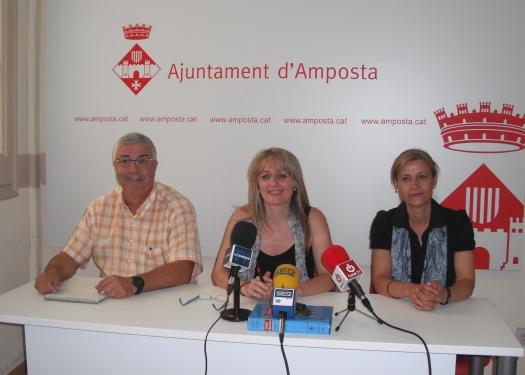 Ajuntament d´Amposta > Comunicació > Amposta programa més de 300 activitats per Festes Majors i 35 actes taurins