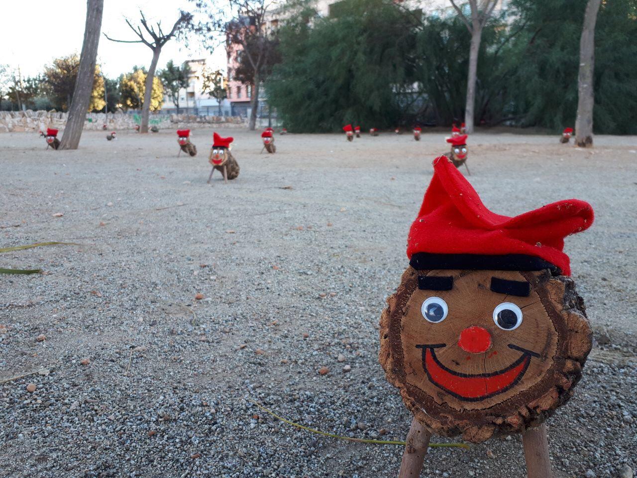 L'activitat 'Anem a buscar el tió' recapta prop de 800 euros per a la Marató de TV3