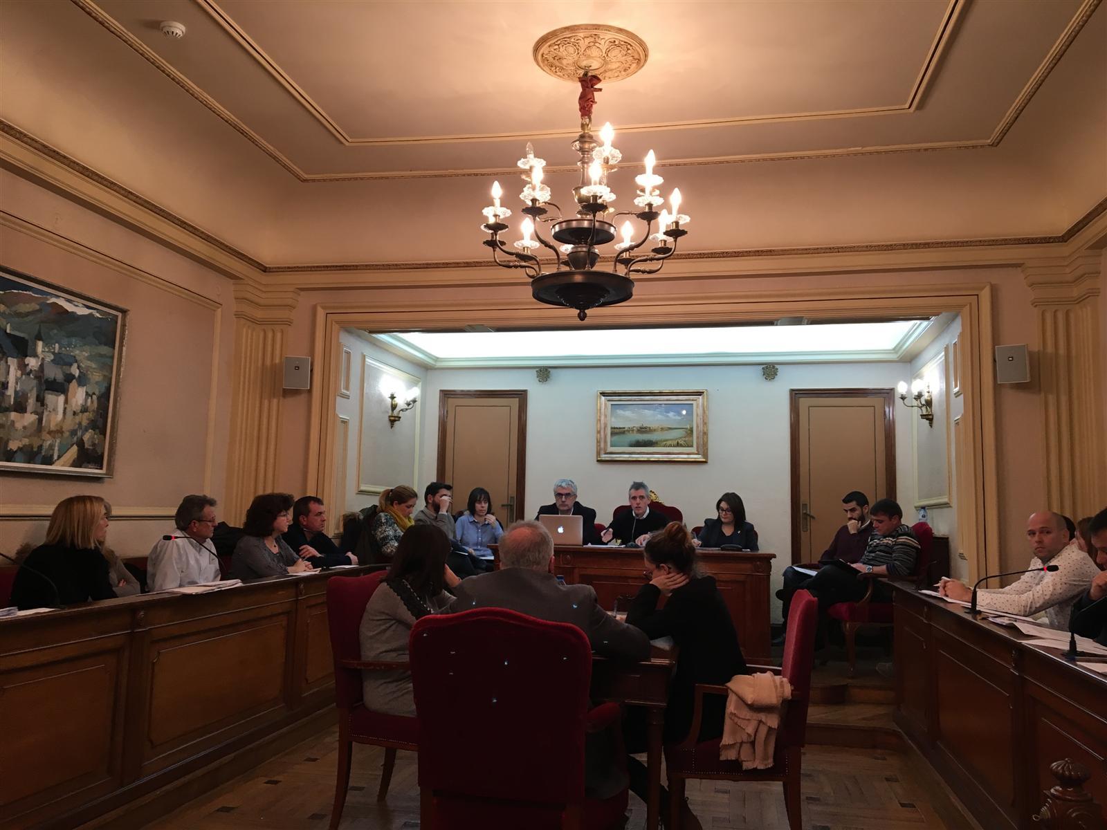 L´Ajuntament aprova un pressupost que aposta per la dinamització econòmica, el suport a entitats i la modernització de la ciutat