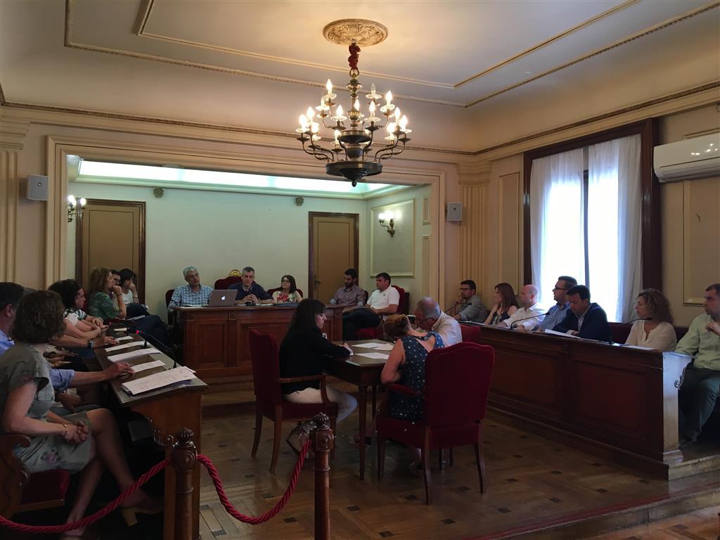 El ple aprova inversions per un valor d´1,8 milions euros
