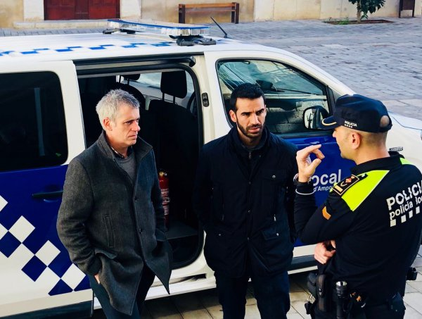 La Policia Local crea set noves places d'agent de funcionari de carrera