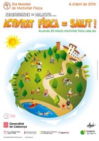 L�Ajuntament d�Amposta se suma al Dia Mundial de l�Activitat F�sica