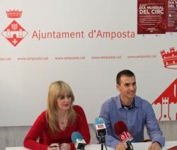 L�Escola de Teatre i Circ d�Amposta prepara noves activitats per al Dia Mundial del Teatre i el Dia Mundial del Circ