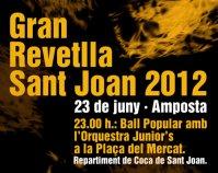 REVETLLA DE SANT JOAN 2012