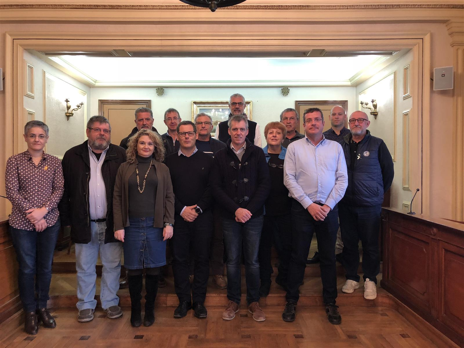 L'Ajuntament i Sorea signen un conveni de 50.000 euros  que es destinen a 11 entitats