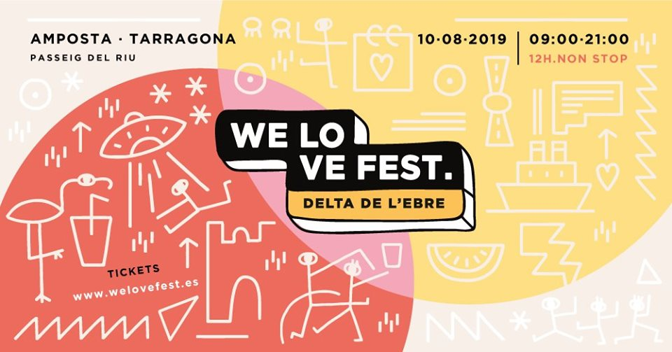 ENTREVISTA A EDGAR DE RAMÓN I SAM PABLO: WE LOVE FEST 2019