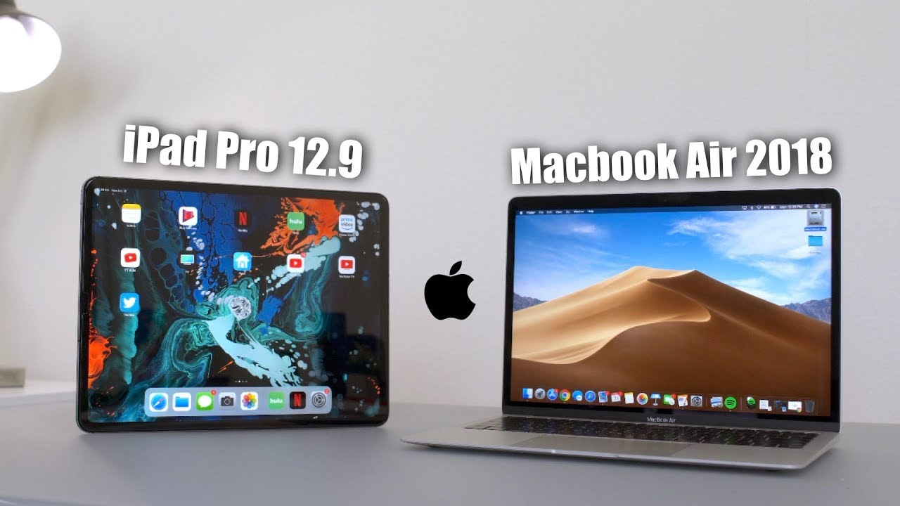 EN CONSTRUCCIÓ HI TECH AMB PHONEHOUSE: IPAD PRO O MCBOOK AIR?